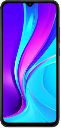 Redmi 9 (Carbon Black, 64 GB)