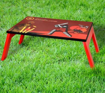 Furn Master Bangalore Wood Portable Laptop Table(Finish Color – Red, DIY(Do-It-Yourself))