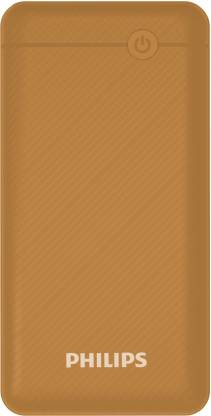 PHILIPS 20000 mAh Power Bank (18 W, Quick Charge 3.0)