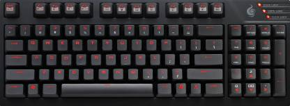 COOLER MASTER CM Storm Quick Fire TK Wired USB Gaming Keyboard