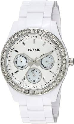 Fossil BQ3182 KARLI Analog Watch - For Women
