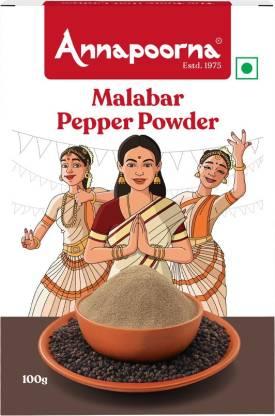 Annapoorna Malabar Pepper Powder 100g