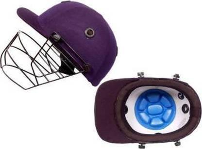 Ms Sports Segma Cricket Helmet Cricket Helmet