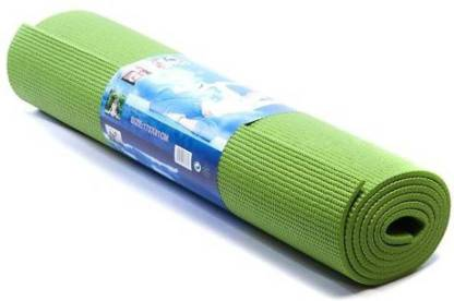 svee Green Met Green 6 mm Yoga Mat