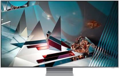 SAMSUNG 190 cm (75 inch) QLED Ultra HD (8K) Smart TV