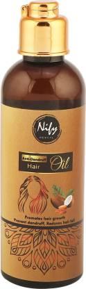 nify herbal anti-dandruff hair oil Hair Oil