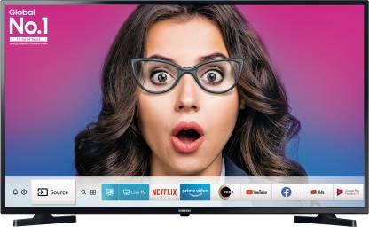 SAMSUNG 108 cm (43 inch) Full HD LED Smart TV