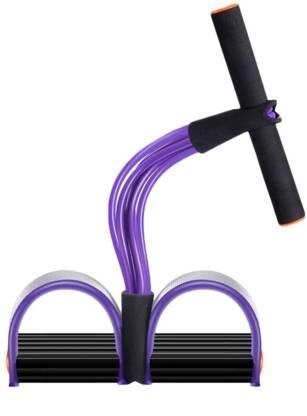 multifunctional 4 tubes latex foot elastic pull rope expander original