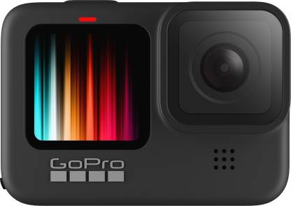 GoPro 9 Sports and Action Camera