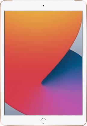 APPLE iPad (8th Gen) 32 GB ROM Gorgeous 10.2-inch Retina display inch with Wi-Fi+4G (Gold)