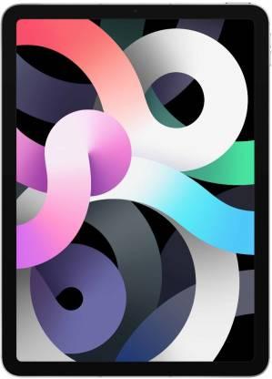 APPLE iPad Air (4th Gen) 64 GB ROM 10.9 inch with Wi-Fi+4G (Silver)