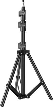 DIGITEK Lightweight & Portable 6 Feet Aluminum Alloy Studio Light Stand | For Videos | Portrait | Photography Lighting | Ideal For Outdoor & Indoor Shoots. (DLS 006FT) Tripod