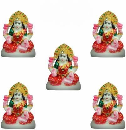 New Jaipur Handicraft Hukum Mere Aaka Lord Lakshmi God Idol Laxmi Ji Murti Laxmi Ji Statue Diwali Decorative Statue Laxmi Ji Showpiece Decorative Showpiece 5 Cm Price