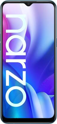 Realme Narzo 20A (Victory Blue, 64 GB)