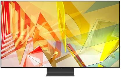 SAMSUNG 139 cm (55 inch) QLED Ultra HD (4K) Smart TV
