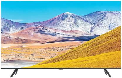 [For ICICI Credit Card] Samsung 108 cm (43 Inches) Smart Ultra HD 4K LED TV UA43TU8200KXXL