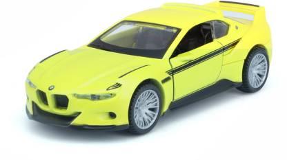 Adventure Force BMW 3.0 CSL HOMMAGE 4.5 inch Die cast Replica