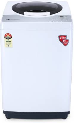 IFB 6.5 kg 5 Star Fully Automatic Top Load with In-built Heater White