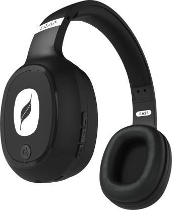 Leaf Ear Bass Bluetooth Headset