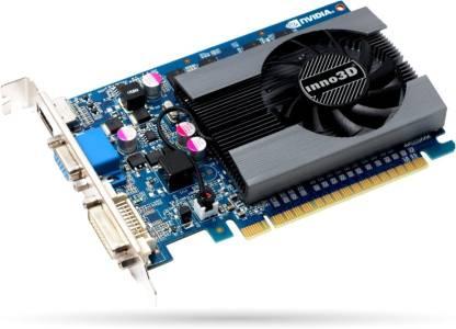 Inno3D NVIDIA GEFORCE GT 730 128-BIT 4GB DDR3 4 GB GDDR3 Graphics Card