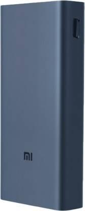 Mi 3i 20000 mAh Power Bank (Fast Charging, 18W)  (Black, Lithium Polymer)