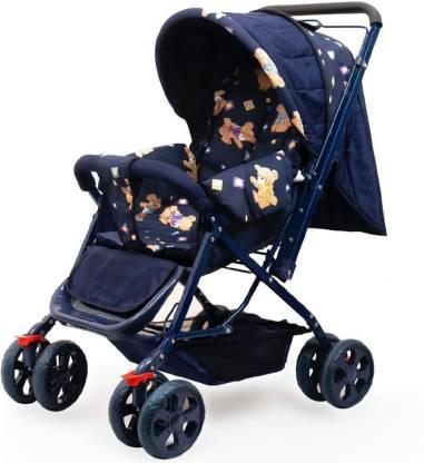 Stepupp PRAM FOR KIDS STROLLER FOR KIDS BABY PRAM BABY STROLLER Twin Strollers & Prams