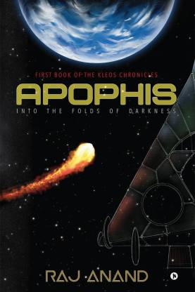 Apophis - Into the Folds of Darkness : First book of the Kleos Chronicles