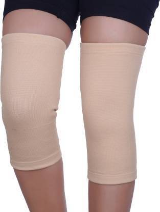 Classic deal Knee Cap Pair(Relieves Pain, Support, Uniform Compression) Sretchable Knee Abdominal Guard