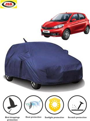 JBR Car Cover For Tata Tiago (With Mirror Pockets)