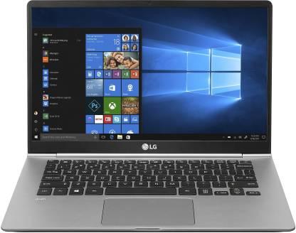 LG Gram Core i5 8th Gen - (8 GB/256 GB SSD/Windows 10 Home) Gram 14Z990 Thin and Light Laptop