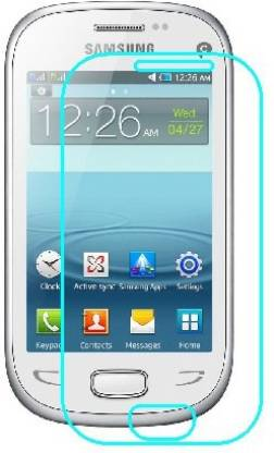 BPD Edge To Edge Tempered Glass for Samsung Star 3 Duos