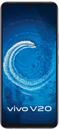 Vivo V20 (Sunset Melody, 256 GB)  (8 GB RAM)