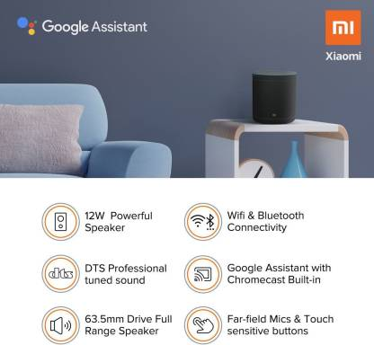 mi smart speaker features