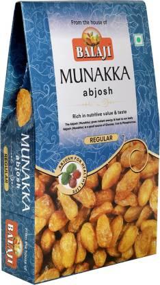 Balaji Regular Abjosh/ Munakka Gola 250gm (Pack Of 1) Raisins