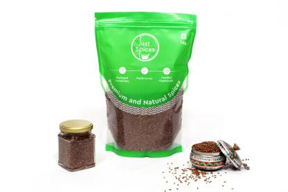 justspices Roasted Flax Seeds