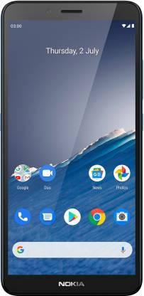 Nokia C3 (Nordic Blue, 32 GB)