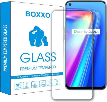 Boxxo Tempered Glass Guard for Realme 7