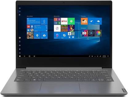 Lenovo Core i3 10th Gen - (4 GB/1 TB HDD/Windows 10 Home) V14-IIL Thin and Light Laptop