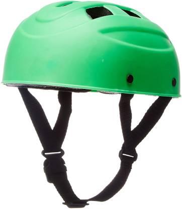 diego Sports Multipurpose Helmet For Skating, Cycling Adjustable Straps Helmet -Green Cycling Helmet