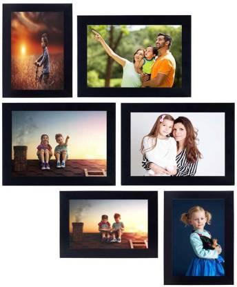 AG CRAFTS TM Wood Photo Frame