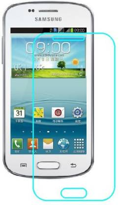 DARSHILGOLBE Edge To Edge Tempered Glass for Samsung Galaxy Trend S7392