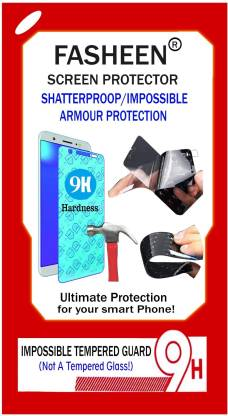 Fasheen Tempered Glass Guard for Gionee Pioneer P2