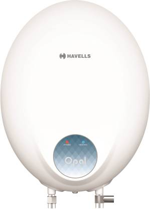 HAVELLS 3 L Instant Water Geyser (Opal, White)