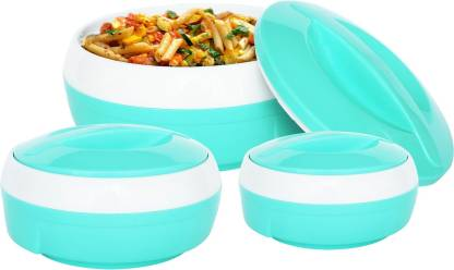 PRINCEWARE Pack of 3 Thermoware Casserole Set
