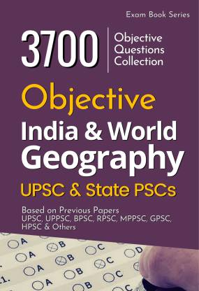 Objective Geography For Civil Services Preliminary Exam & State PSC's