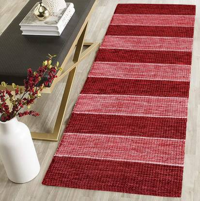 Anu home gallery Multicolor Cotton Runner