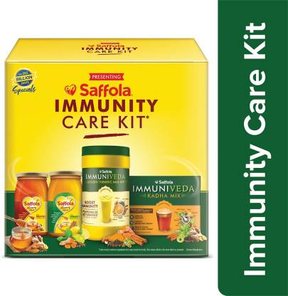 Saffola Immunity Care Kit