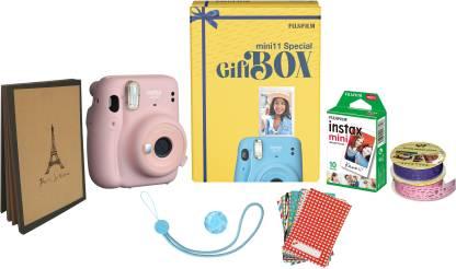 Fujifilm Instax Mini 11 Special Gift Box Instant Camera