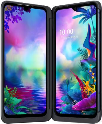LG G8X (Black, 128 GB)  (6 GB RAM)