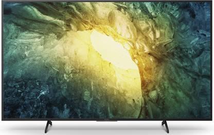 SONY 138.8 cm (55 inch) Ultra HD (4K) LED Smart TV